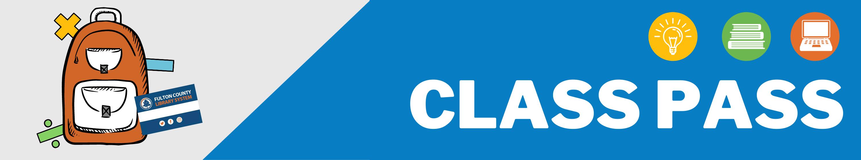 Class Pass Banner