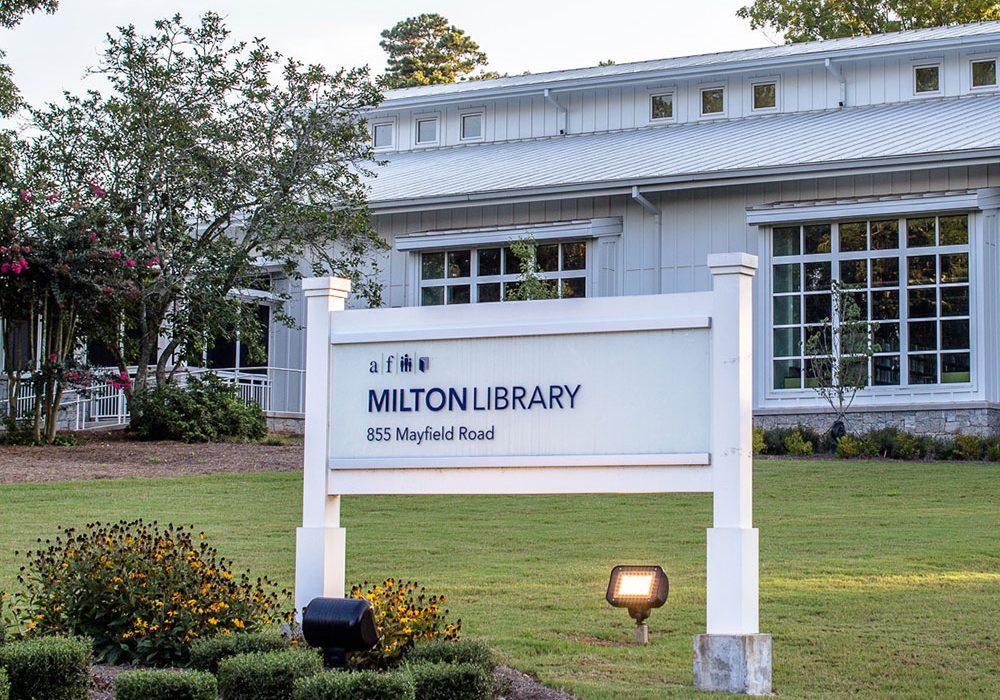 Milton-Library
