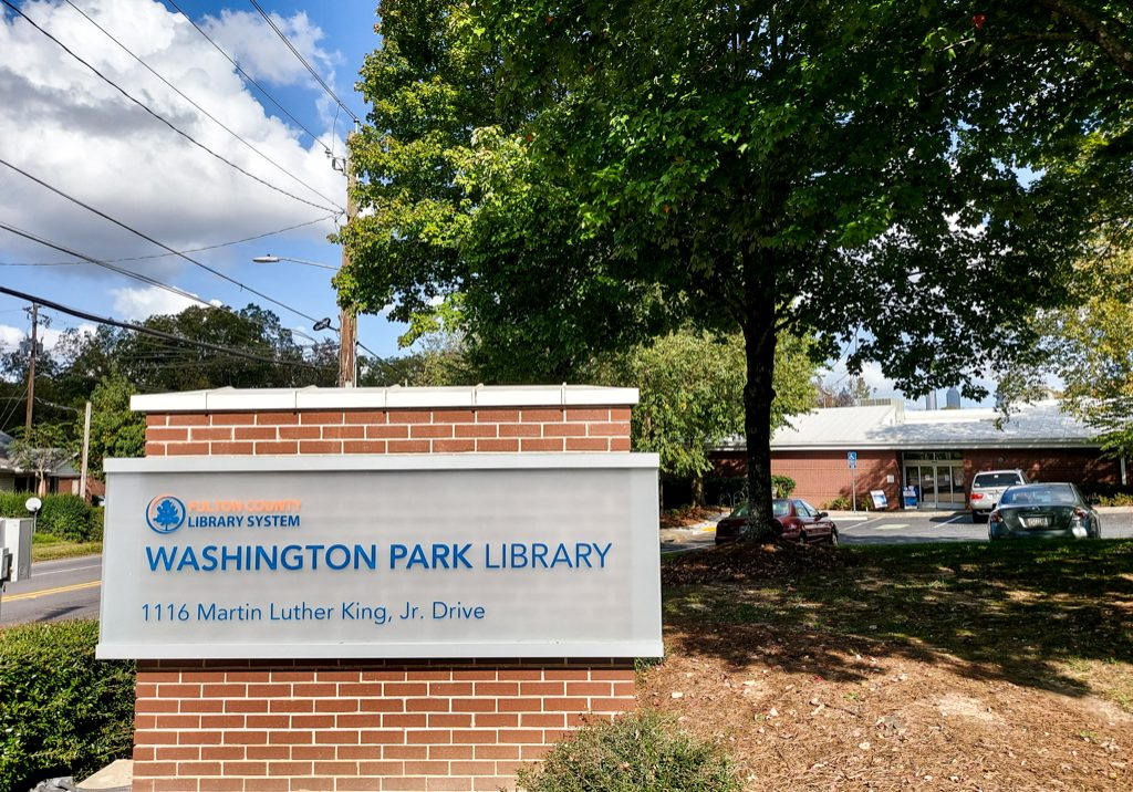 Washington Park Library